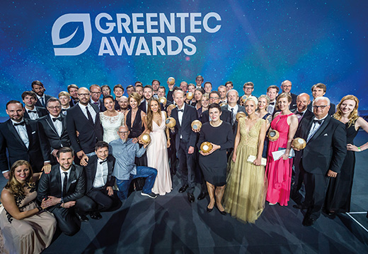 Group photo GREENTEC Awards (Photo)